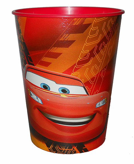 Disney Cars 2 Keepsake Favor Cup