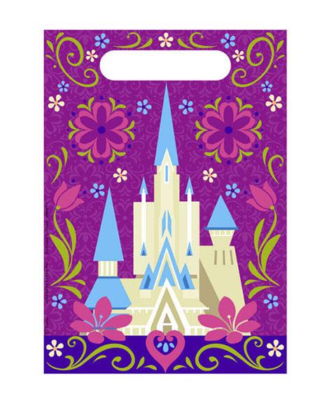 Disney Frozen Party Favor Treat Bags