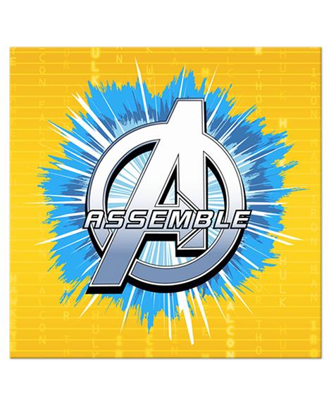 Avengers Assemble Beverage Napkins