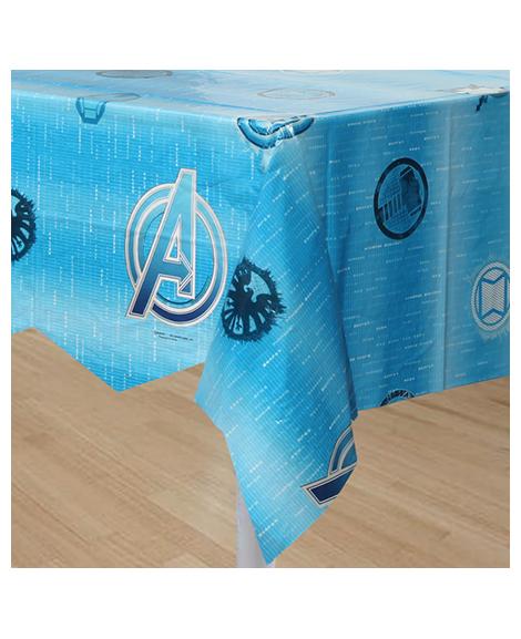 Avengers Assemble Plastic Tablecover
