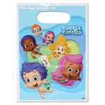 Bubble Guppies Party Favor Treat Bags