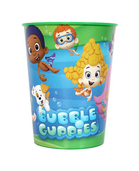 Bubble Guppies Keepsake Favor Cup
