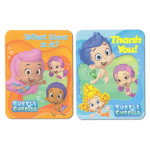 Bubble Guppies Party Invitations and Thank You Combo
