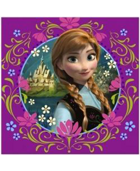 Disney Frozen Party Lunch Napkins