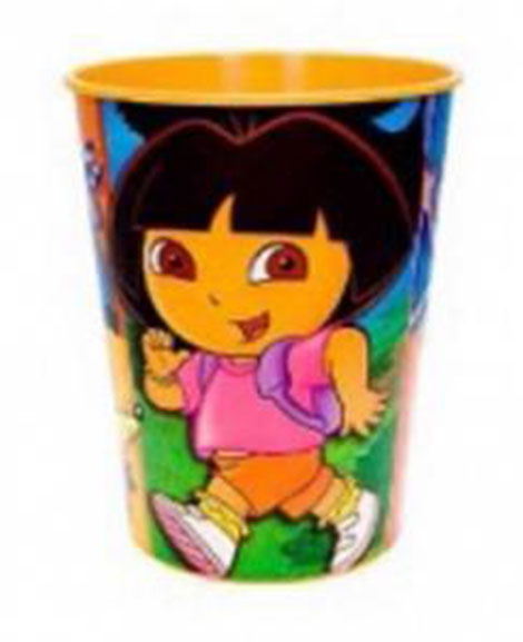 Dora and Friends Keepsake Favor Cup