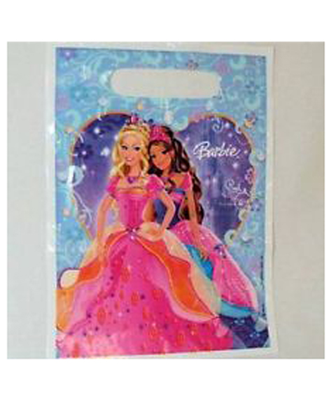Barbie Diamond Castle Party Favor Treat Bags