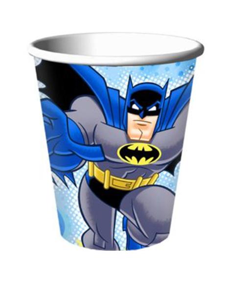 Batman Brave and Bold 9 oz Paper Cups