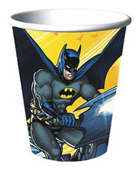 Batman Dark Knight Paper Cups