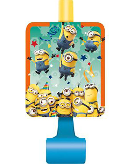 Despicable Me Minions Party Favor Blowouts
