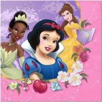 Disney Princess Dreams Beverage Napkins