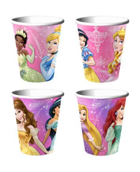 Disney VIP Princess Dreams 9 oz Paper Cups