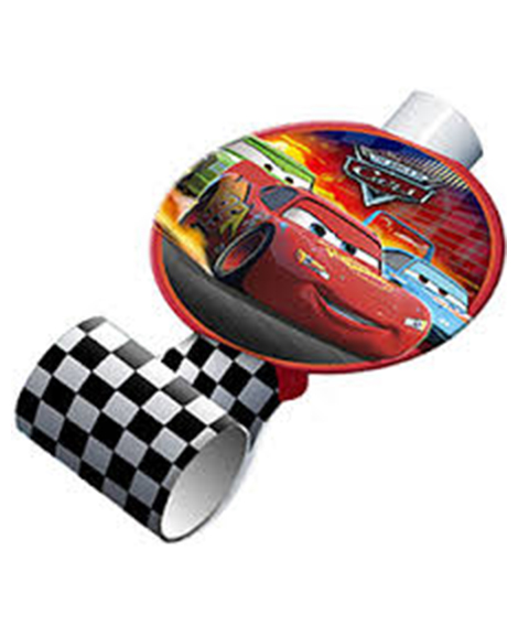 Disney World of Cars Party Favor Blowouts