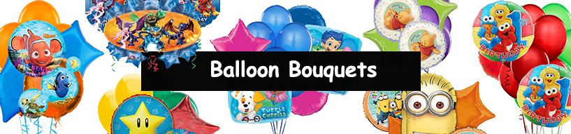 Balloon-Bouquets