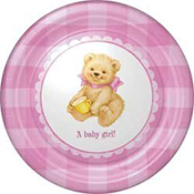 Sweet Bear Lunch Plates-175