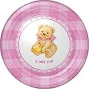 Sweet Bear Lunch Plates-175