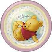 pooh-playful-dessert-plate-175