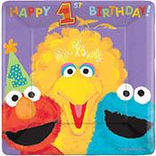 Sesame Street-1st-birthday-lunch-plate-175