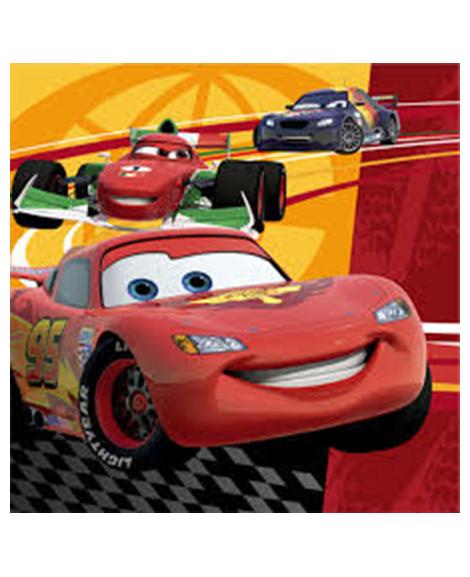 Disney Cars 2 Beverage Napkins