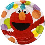 Elmo Party
