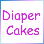 Diaper-cakes