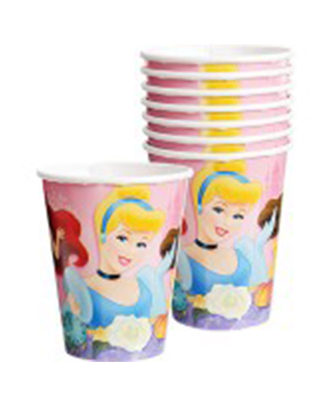 Disney Princess Dreams 9 oz Paper Cups