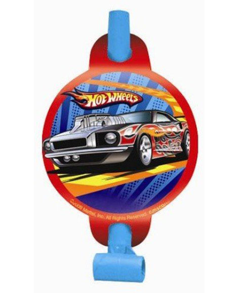Hot Wheels Speed City Party Favor Blowouts