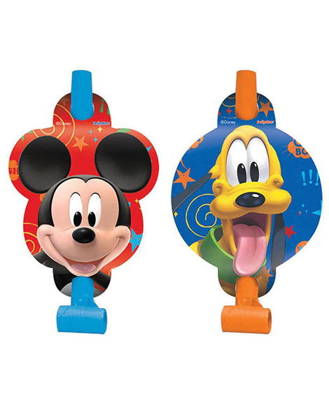 Mickey Playtime Party Favor Blowouts