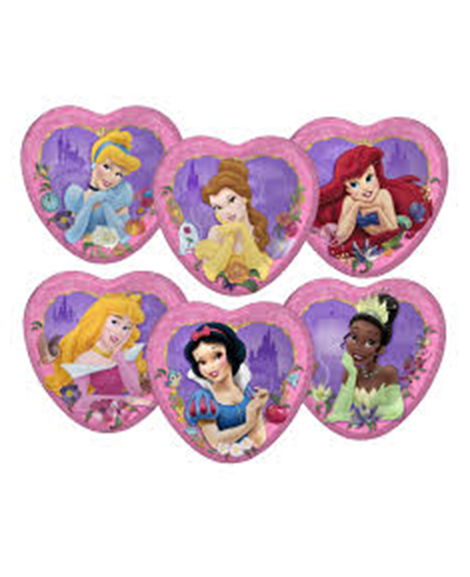 Disney Princess Dreams Dessert Plates