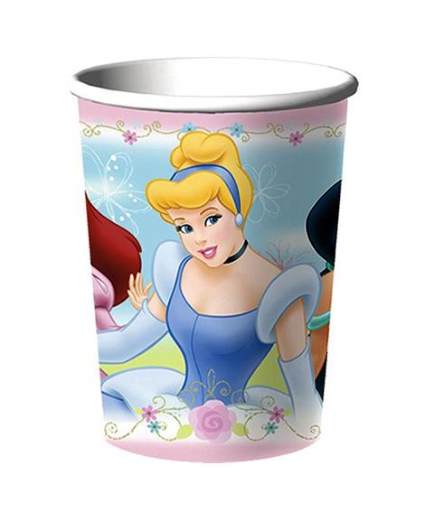 Disney Fairytale Friends 9 oz Paper Cups