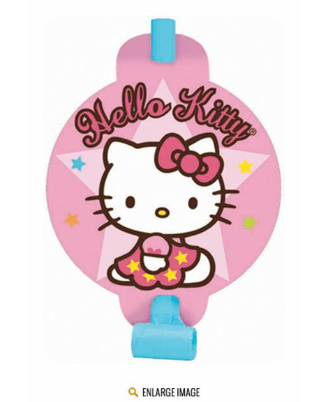 Hello Kitty Balloon Dreams Party Favor Blowouts