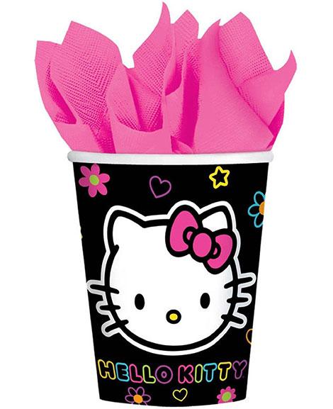 Hello Kitty Tween 9 oz Paper Cups