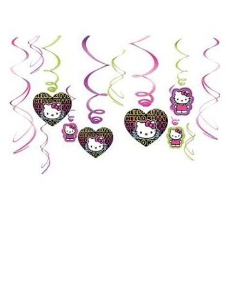 Hello Kitty Tween Hanging Decorations
