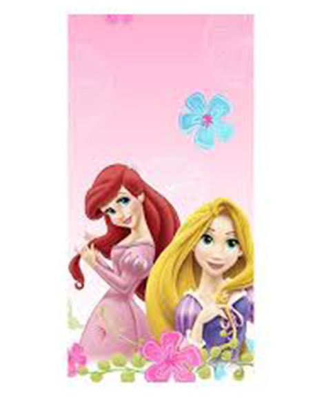 Disney Fanciful Princess Plastic Table Cover