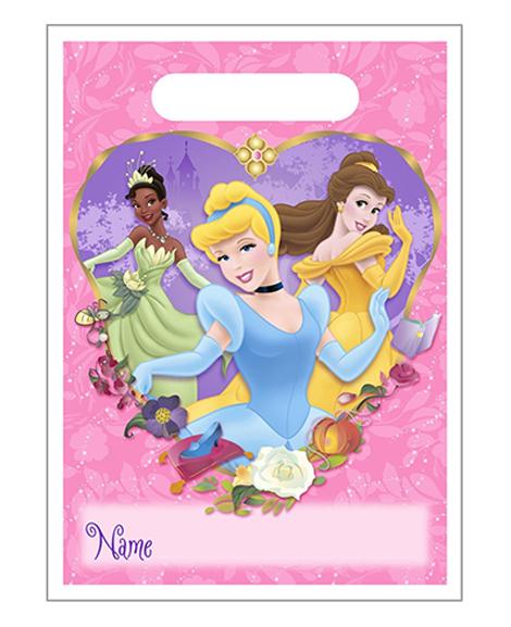 Disney Princess Dreams Party Favor Treat Bags
