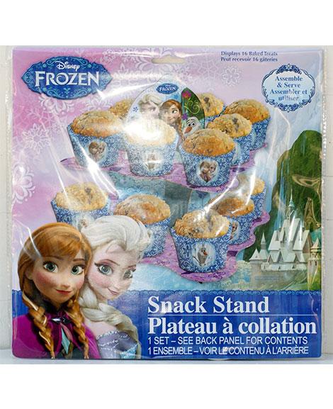 Disney Frozen Cupcake Snack Stand