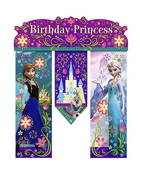 Disney Frozen Hanging Party Banner