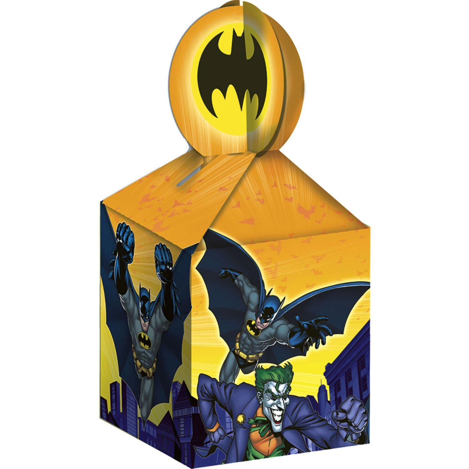 Batman Dark Knight Favor Treat Boxes