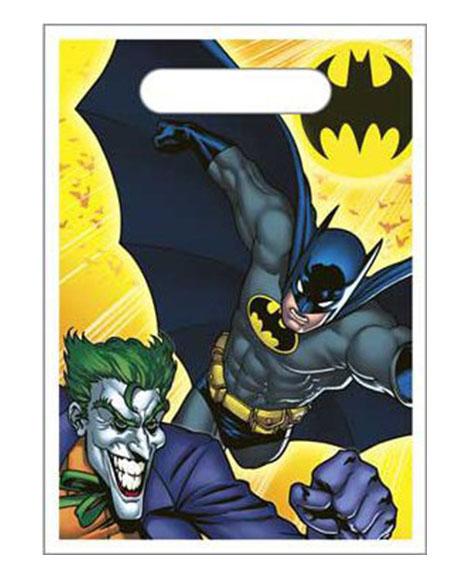 Batman Dark Knight Favor Treat Bags