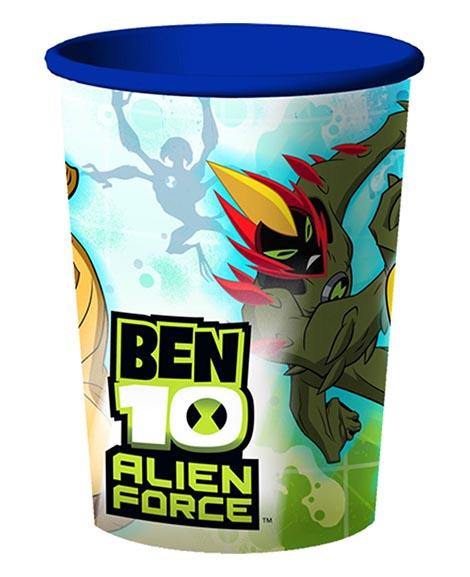 Ben 10 Alien Force Keepsake Favor Cup