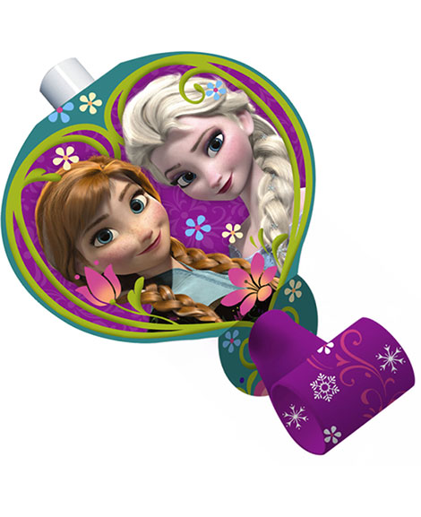 Disney Frozen Party Favor Blowouts by Amscan