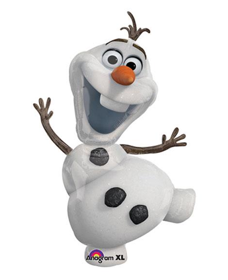 Disney Olaf Frozen Super Shaped Foil Mylar Balloon
