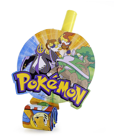 Pokemon Diamond And Pearl Party Favor Blowouts