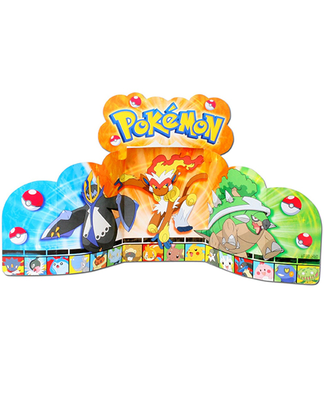 Pokemon Diamond And Pearl Centerpiece