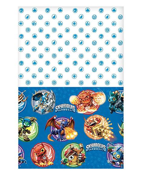 Skylanders Plastic Table Cover