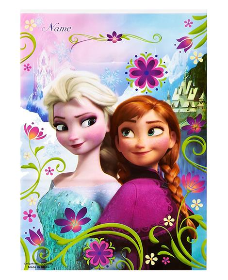 Disney Frozen Party Favor Loot Treat Bags