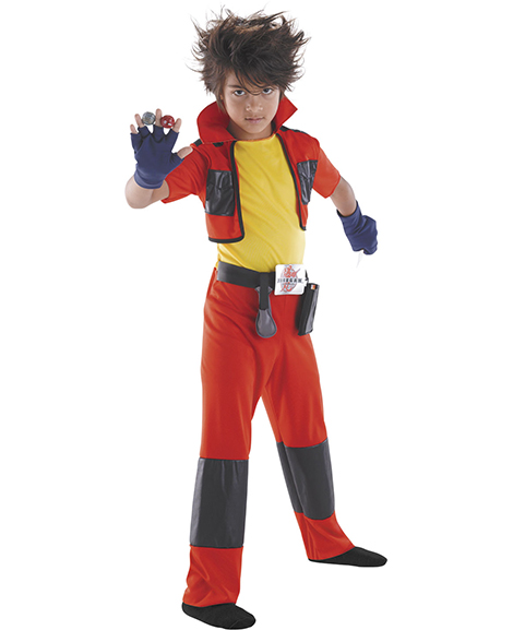 Bakugan Dan Costume Size Small 4-6