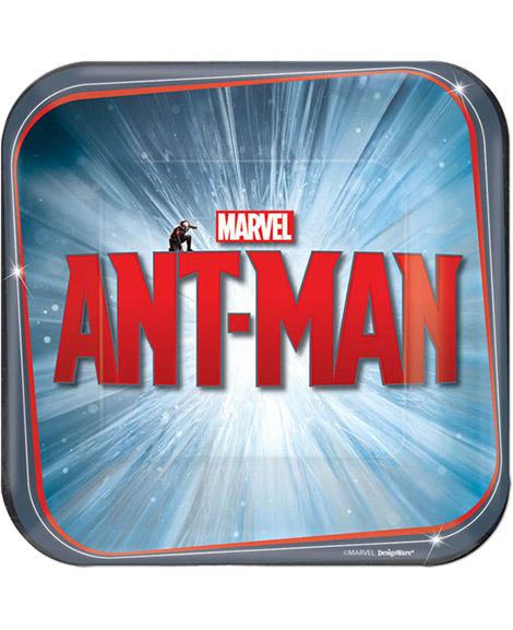 Ant-Man Dessert Plates