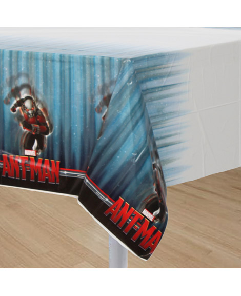 Ant-Man Plastic Table Cover