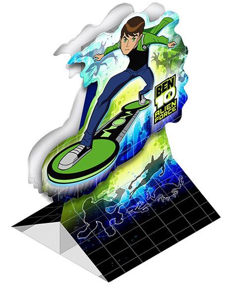Ben 10 Alien Force Centerpiece