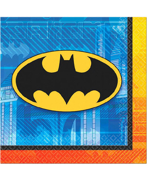 DC Batman Beverage Napkins